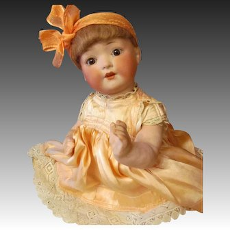 """12"""" Heubach Koppelsdorf Baby Doll ~ Adorable little baby! ~ All perfect~~"""