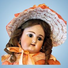 """18"""" Early German Doll by Handwerck with French Bebe look Mold  79 ~~ Early perfect head & body ~~ Layaway~~"""