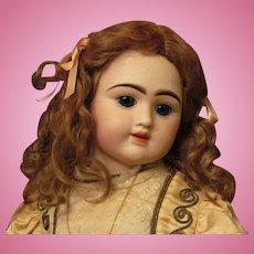 """27"""" Early Eden Bebe Doll Fleischmann & Bloedel ~1890ca+~ Layaway~"""