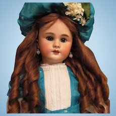 """Lovely! 26"""" Antique French Bebe Doll by Jumeau DEP 11 ~~ Layaway~~"""