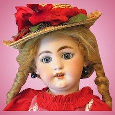 "19"" Simon Halbig 1009 DEP Early German Doll 1895ca+ ~ Layaway~~"