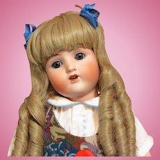 "24"" Antique Doll Bisque Alt Beck & Gottschalk ABG ~~ SWEET NELL"