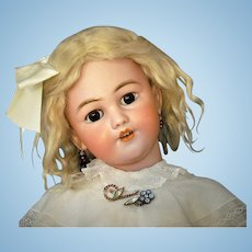 "24"" SANTA DEP 1249 Doll Simon & Halbig in All Original Condition Superb Matching head body clothes ~ Layaway~~"