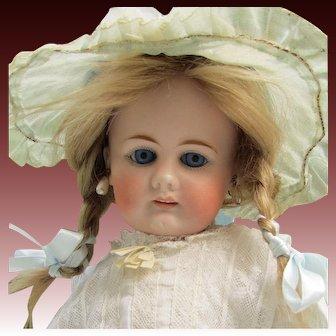 "17 1/2"" Bahr & Proschild 300 sleep blue eyes Sonneberg early Body ~Layaway~"