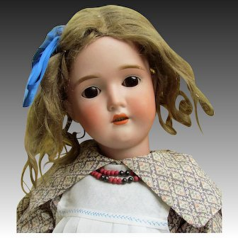 "Lovely 24"" Antique Bisque Head Doll Marked ""Special Germany"" ~ Layaway~"