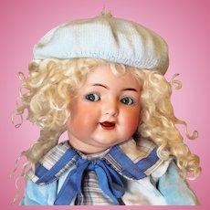 "19"" Toddler Kammer Reinhart Simon Halbig Flirty/Sleep eyes Hard to Find German Doll ~~ Layaway~~"