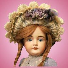 """27"""" Kestner Doll 164 with sleep blue eyes! Antique German Doll ~ Layaway~~"""