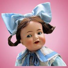 "19"" Toddler Kammer Reinhardt Simon Halbig Flirty/Sleep eyes Hard to Find German Doll K * R ~~ Layaway~~"
