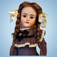 "27"" Antique German Doll Kley & Hahn Walkure  1900ca+ ~~ Layaway~~"