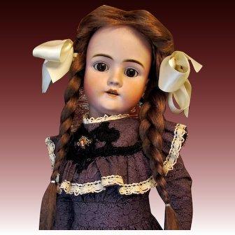 """27"""" Antique German Doll Kley & Hahn Walkure  1900ca+ ~~ Layaway~~"""