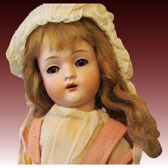 "13"" German Bruno Schmidt Doll ~All Original~ Super unplayed condition & beautiful presentation!"