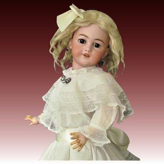 "24"" SANTA DEP 1249 Doll Simon & Halbig in All Original Condition Superb Matching head body clothes ~ Layaway~~"