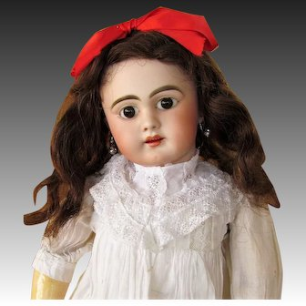 Early German Character Simon & Halbig doll a rarely found Mold 749 ~~ Layaway~~ 1893ca+