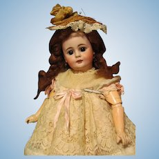 Petite  14inch German Doll Bahr Proschild ~ Hard to find Mold 224