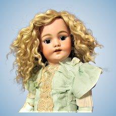 "Lovely Ash Blond Mohair wig fits Doll 11 ½"" -12"" Head Cir."