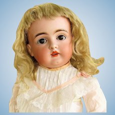 18 inch German Doll Kestner Mold 129 ~ Matching Head and Body! ~