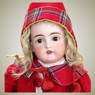18 inch German Doll Kestner Mold 129 ~ Matching Head and Body!~~ Perfect~~ Layaway~~
