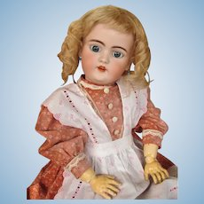 "20"" German Doll by Simon Halbig Mold 1079 ~ Early made doll sleep blue eyes ~ Superb condition~ Layaway 4 months"