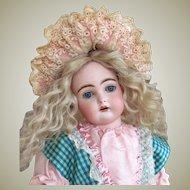 """19"""" German Cassel Doll INCISED """" C """" ~ Kammer & Reinhardt  192  Kestner  ~~ Layaway~~"""
