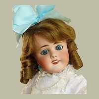 "Antique French Doll Limoges  20"" Lanternier ~~~Please wait for an Invoice ~"