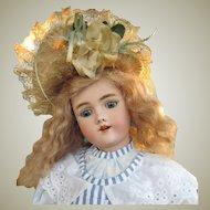 "23 1/2"" Antique Heinrich Handwerck Simon & Halbig Doll ~~ Layaway~~"