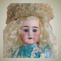 "18"" Early German Doll by Bahr Proschild Sonneberg ~ Layaway~"