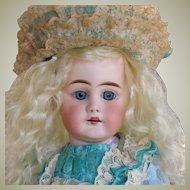 "18"" Early German Doll by Bahr Proschild Sonneberg ~ Layaway~"