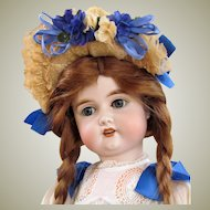 28 inch Doll by Gerbruder Kuhnlenz  Antique German~~ Layaway  ~ Mold 165