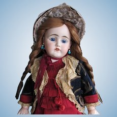 "23"" Early Antique German Bahr & Proschild 340 with beautiful pale bisque and blue eyes ~ Layaway~"