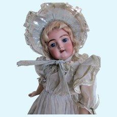 "Antique German 17"" Doll  Handwerck 109 ~~ Darling~~ Layaway~~ Perfect All Original~ Wait for an Invoice~~"