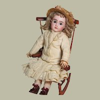 French Doll Jules Steiner Sleeping Beauty Bebe ~ 1889ca ~~ Layaway~~ Contact us with any questions ~~
