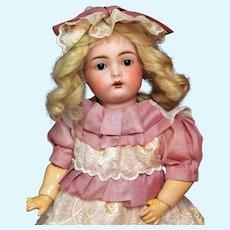 """17"""" Antique German Doll Kestner 192  Kammer & Reinhardt ~  INCISED """" C """" ~ Perfect ~"""