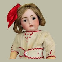 "17"" Antique Rare German Cassel Bisque Doll INCISED "" C ""  Kammer & Reinhardt Kestner  192 ~~ Layaway~"