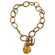 Vintage Just Cavalli  (Italy) bracelet.