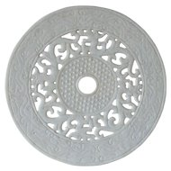 A Chinese archaistic BI disc, mid 20 th. century.