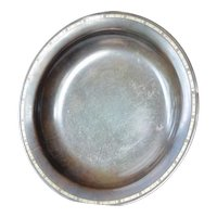 A Just Anderson Danish bronze platter or charger 1920s/1930s.