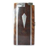 A vintage Ronson ' Pal' combination lighter/case, 1940s - 1950s.