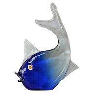Murano fish - a very large hand blown vintage model.