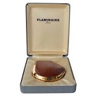 A vintage 'Flaminaire', Paris gas cigarette lighter, 1960 c.