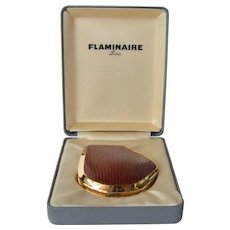 A vintage 'Flaminaire', Paris gas cigarette lighter, 1960 c.