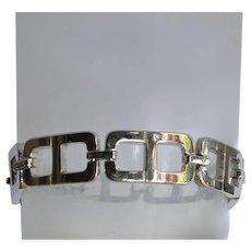 Vintage C. Dior logo bracelet.