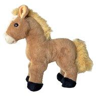Vintage Steiff horse.