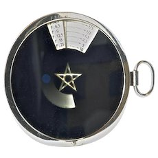 Iconta Diaphot 1925c. vintage light meter.