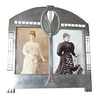 WMF photograph frame, 1900c.