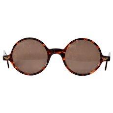 Emporio Armani sunglasses ( 501 013 ) vintage sunglasses, 1990c.