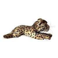 Steiff 'Molly' Leopard ( EAN 0390/40), Made in Austria.