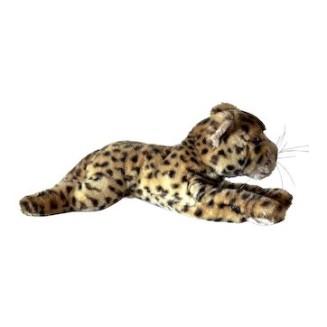 Steiff 'Molly' Leopard ( EAN 0390/40), Made in Austria.