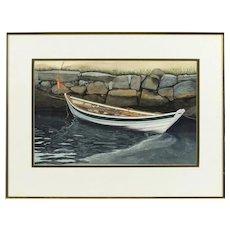 """Sailing Day, Mystic Seaport"", Lauren Ulan"