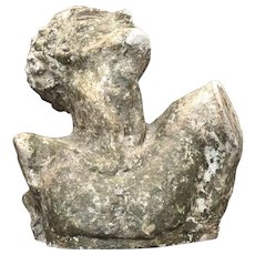 French Ceramic Sculpture