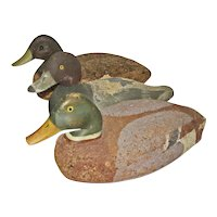 Three Early 20th Century Decoys